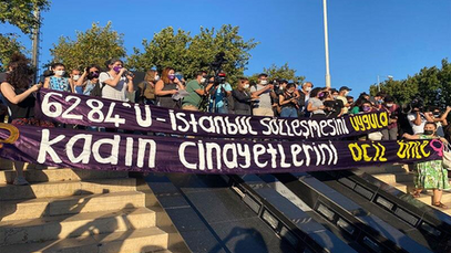 Femicides In Turkey: No More Black and White Pictures