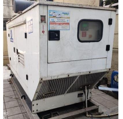 Designandoptimization of sections for generator base