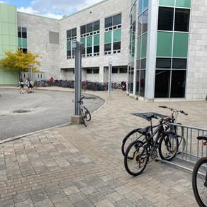 81 nouvelles places pour les vélos