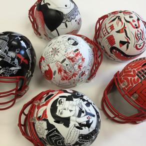 Le football et les arts plastiques