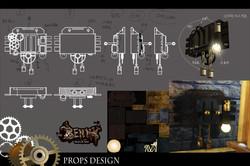 Props Design