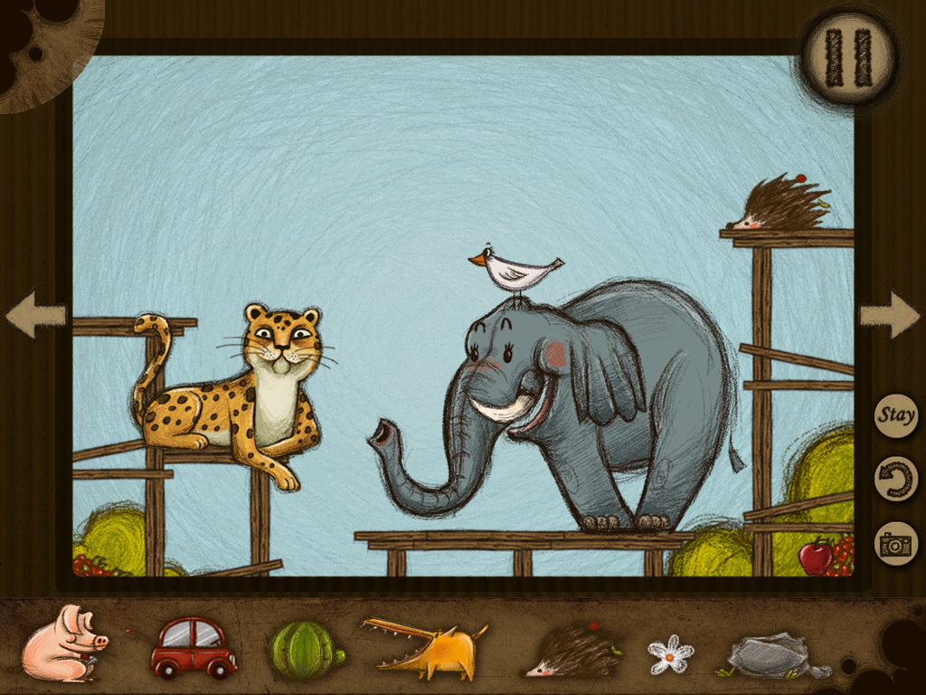 Level  IV: My Zoo