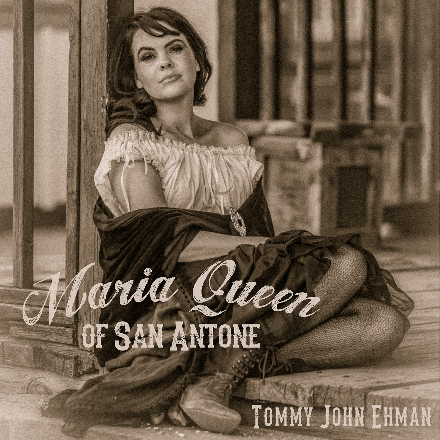 TJE - Maria Queen Single Artwork