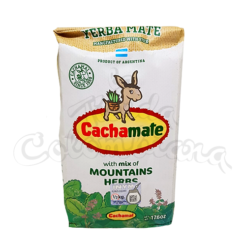 Cachamate Mountain Herbs argentinian products in new zealand