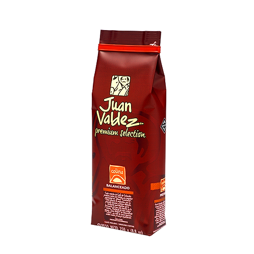 Juan Valdez Colina Premium Ground Coffee - 250gr