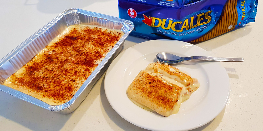 Napolean Ducales Dessert made in New Zealand