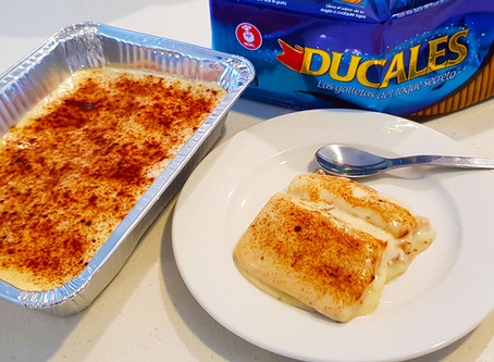 Homemade Napolean Dessert with DUCALES!