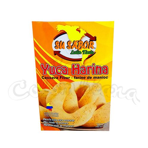 Cassava Mix Flour Mezcla YucaHarina 300g