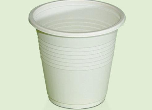 Vaso 8 oz de plastico biodegradable en Cali Colombia