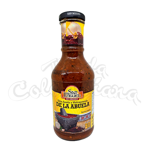 Salsa de la Abuela - Chipotle Sauce in new zealand