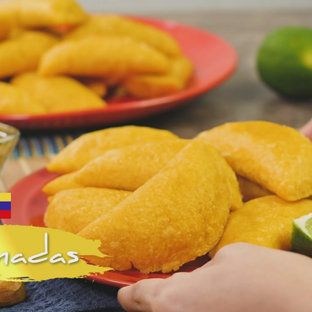 How to Make Colombian Empanadas
