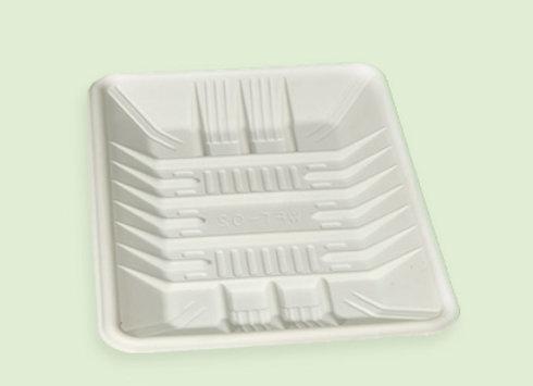 Bandeja Medium de plastico biodegradable en Cali Colombia