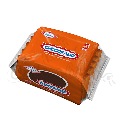 Chocoramo 5 units - 325gr
