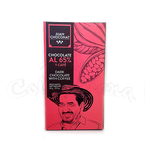 Chocolate bar - Colección Heroes - 65% with coffee in new zealand