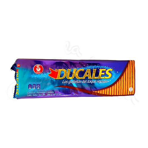 Ducales Crackers (Galletas Ducales 2 tacos) - 294gr