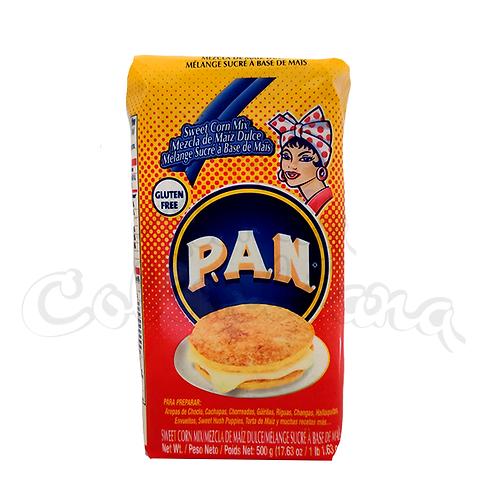 Sweet Corn Flour - Harina Pan Dulce (Choclo o Chocolo) - 500gr