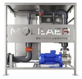 Moleaer's nanobubble technology