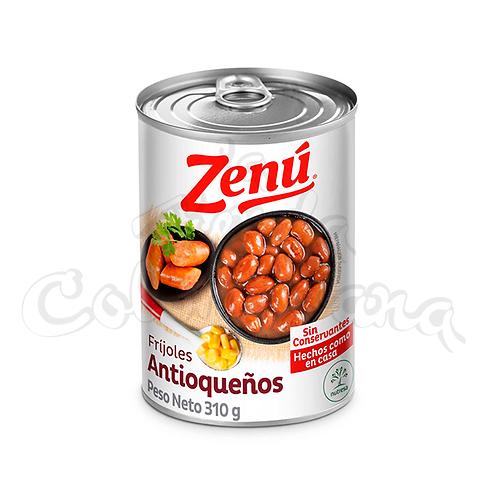 Colombian Style Kidney Red Beans Zenu (Frijoles Antioqueños) - 310g