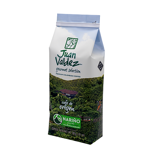 Juan Valdez Nariño Single Origin Ground Coffee - 283gr