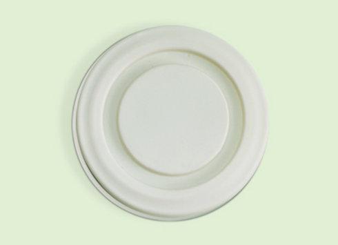 Tapa vaso 6 oz de plastico biodegradable en Cali Colombia