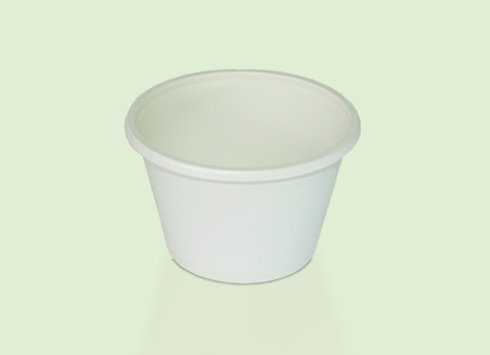 Vaso 4oz (Ancho) de plastico biodegradable en Cali Colombia