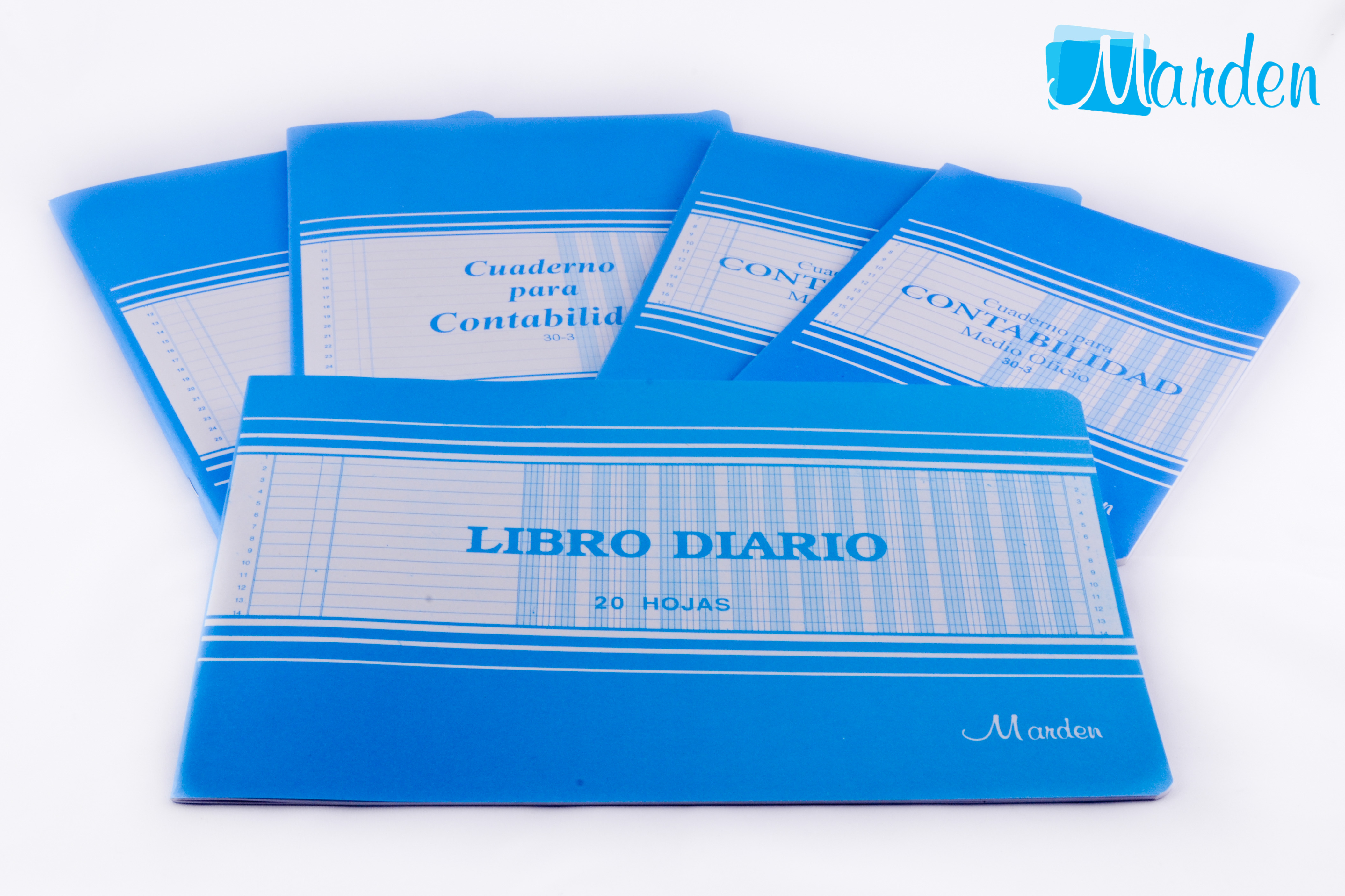 Cuadernos contabilidad