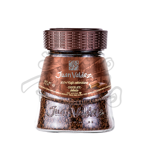 Juan Valdez Freeze Dried Soluble Chocolate Flavour in new zealand