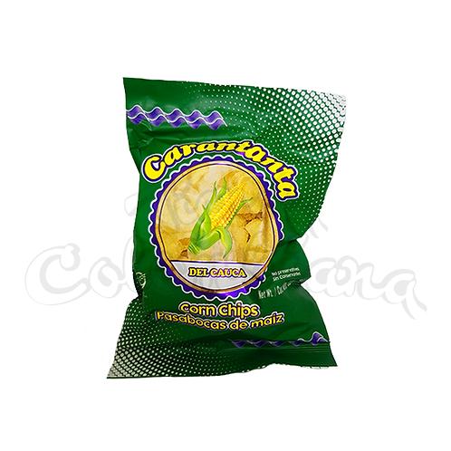 Snacks Carantanta Corn Pasabocas Carantantas 25g