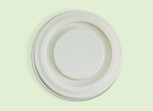 Tapa vaso 8oz de plastico biodegradable en Cali Colombia