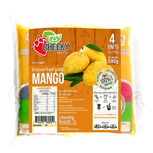 Mango Pulp - 500gr