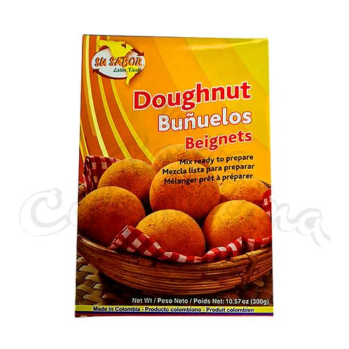 Buñuelos mix (Bunuelos Su Sabor) - 300gr