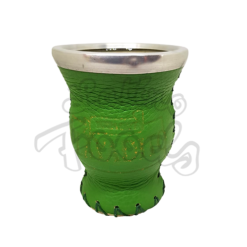 Playadito glass gourd Green (Mate)