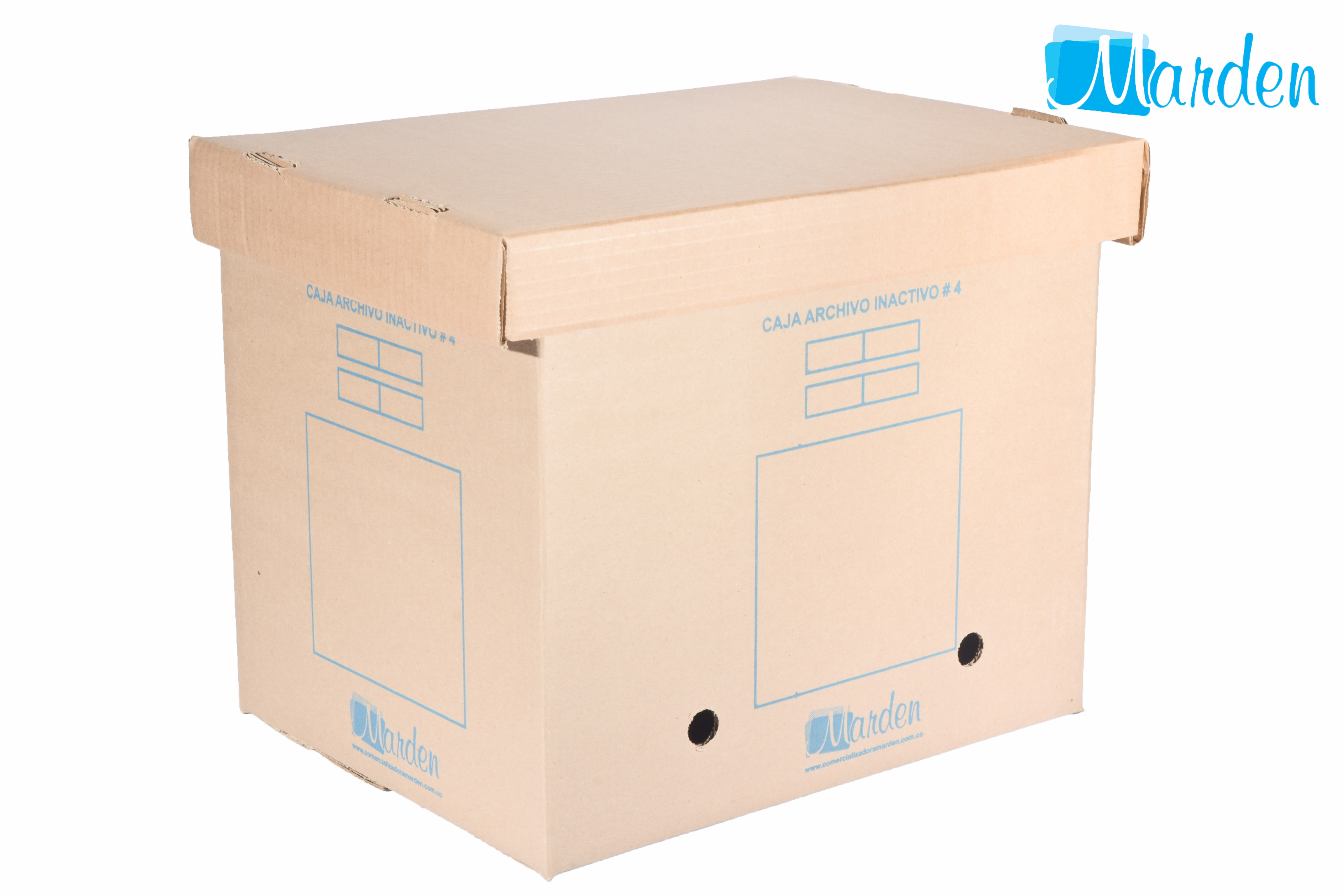 Caja archivo inactivo