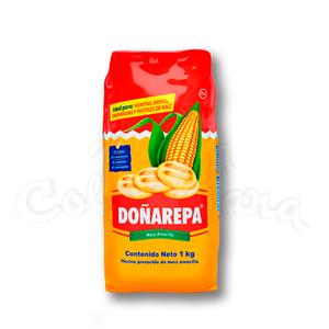 Doña Arepa Amarilla