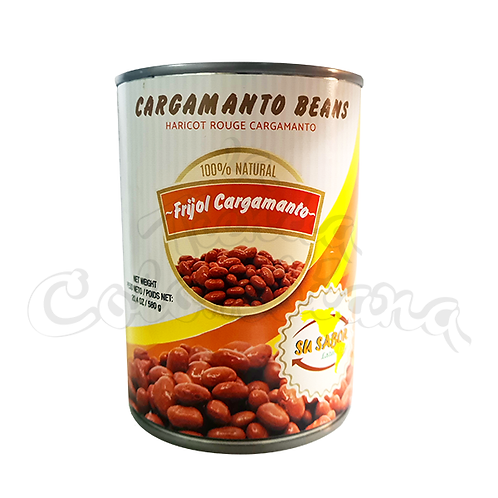 Colombian Style Kidney Red Beans (Frijoles Cargamanto Antioqueños) - 580g