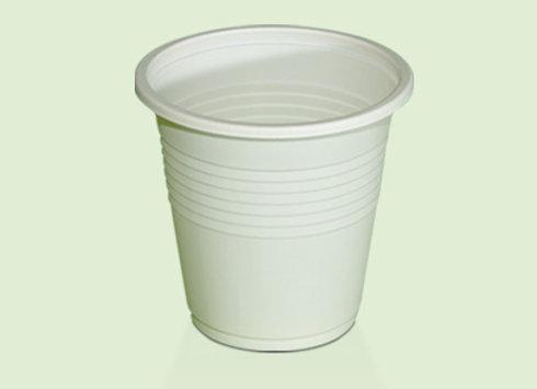 Vaso 4 oz (alto) de plastico biodegradable en Cali Colombia