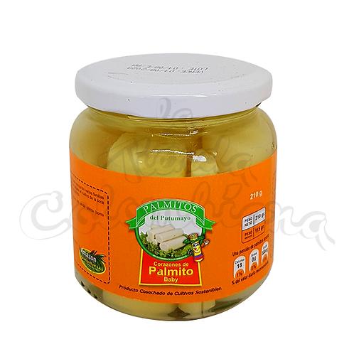 Palmitos CorpoCampo tarro - 210gr