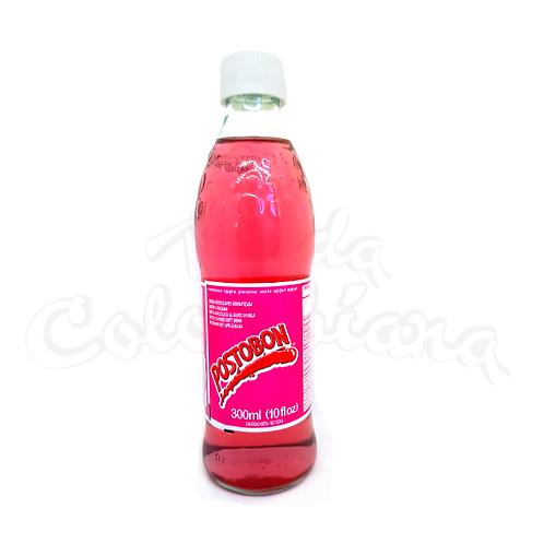 Apple flavored soda (Manzana postobon) - 300ml