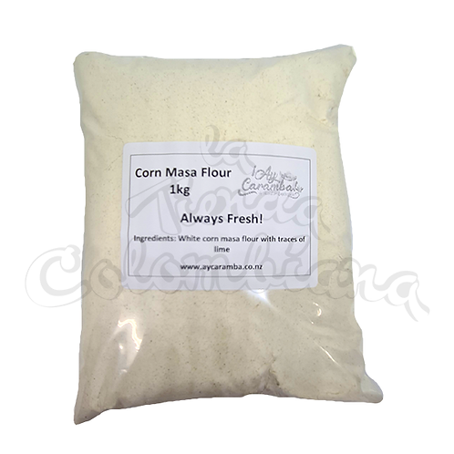 Mexican Corn Flour in New Zealand