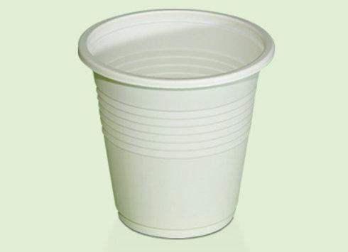 Vaso 6oz de plastico biodegradable en Cali Colombia