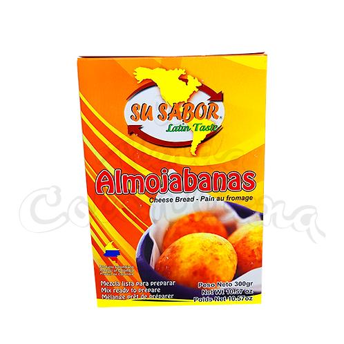 Almojabana Mix Flour (Mezcla para Almojabanas) - 300g