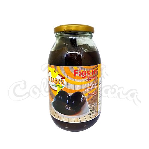 Figs in Syrup (Brevas en Almibar) - 790g