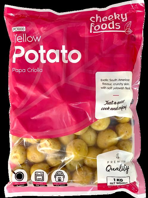 Yellow Potato (Papa Amarilla Criolla) - 1kg