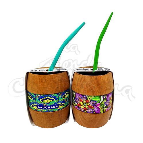 Mates coquitas - Set Gauchada, 2 two tins