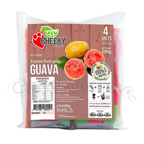 Guava Pulp (Guayaba) - 500gr
