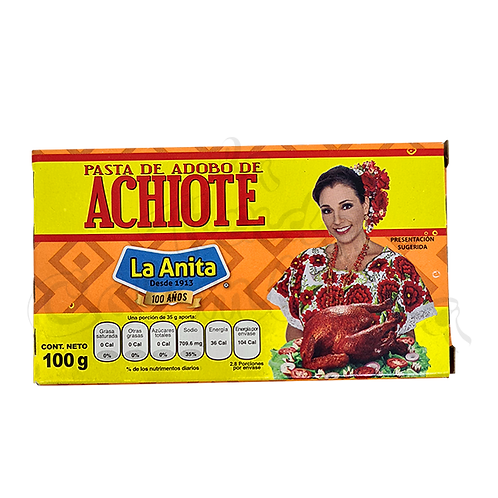 Achiote Paste in new zealand