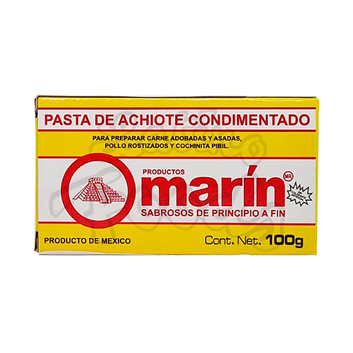 Achiote Paste - 100gr