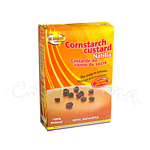 Natilla Colombiana sabor tradicional - Cornstarch Cutard christmas colombian candy in NZ