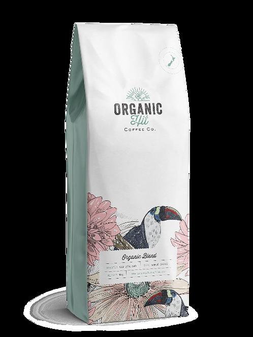 Organic Hit Coffee Beans Bag - 1Kg