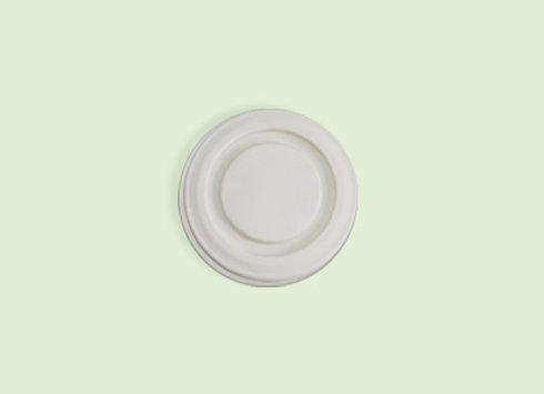 Tapa copa mini 0,5 oz de plastico biodegradable en Cali Colombia
